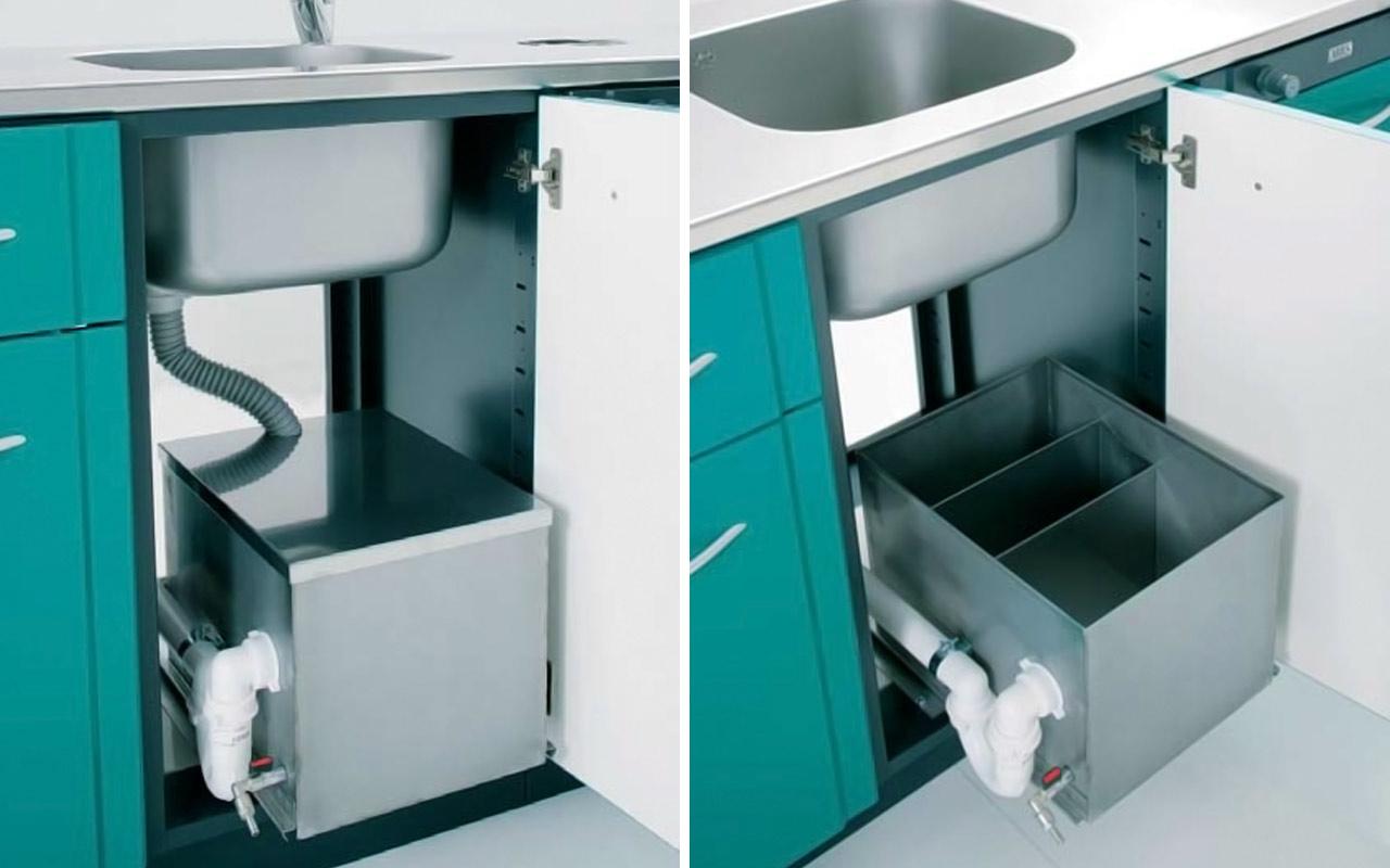 Cappe e mobili funzionali per il laboratorio odontotecnico for Arredamento laboratorio odontotecnico